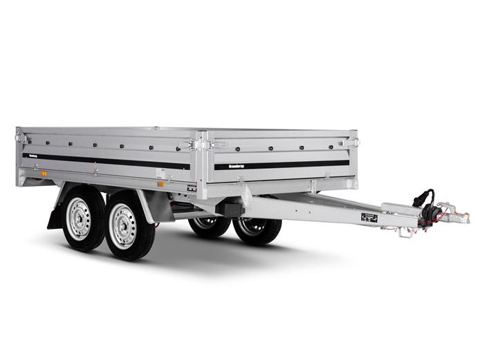 Brenderup 3251 STUB 750 kg,